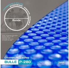 Couverture à bulle ronde