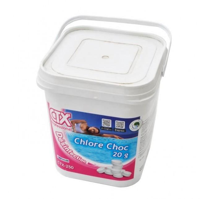 Chlore choc CTX 200 (5 kg)