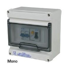 Coffret pompe à chaleur